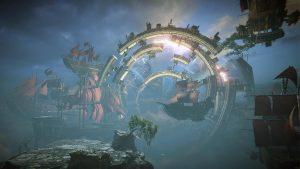 Ascent Infinite Realm Wallpaper arcanum 01