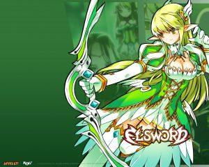 Elsword Wallpaper Archer