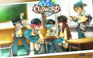 Elsword Wallpaper Fantasy Star Academy