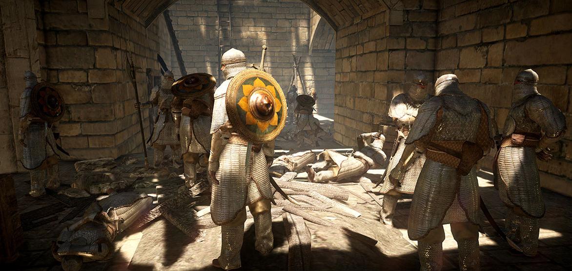 Blade Desert Online Screenshots