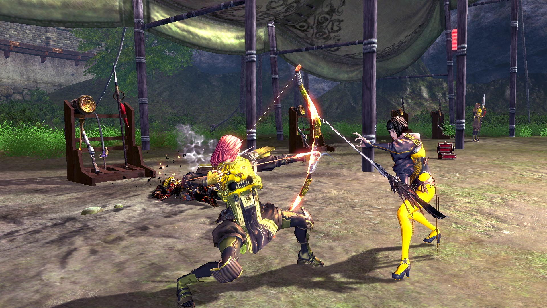 Blade and Soul Screenshots