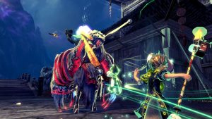 Blade-and-Soul-Screenshot-Summoner-Fight