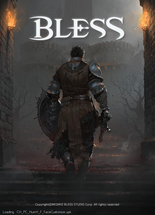 Bless-Online-Rebuild-Download-Guide-Splash-Screen