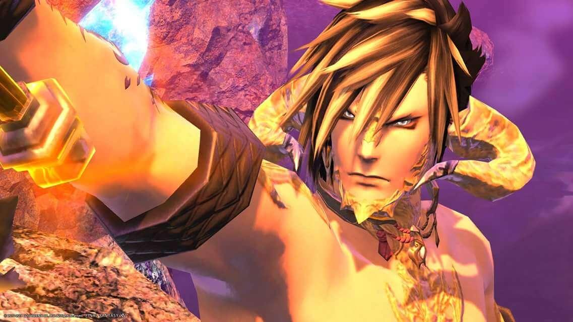 Final-Fantasy-XIV-Gajeel