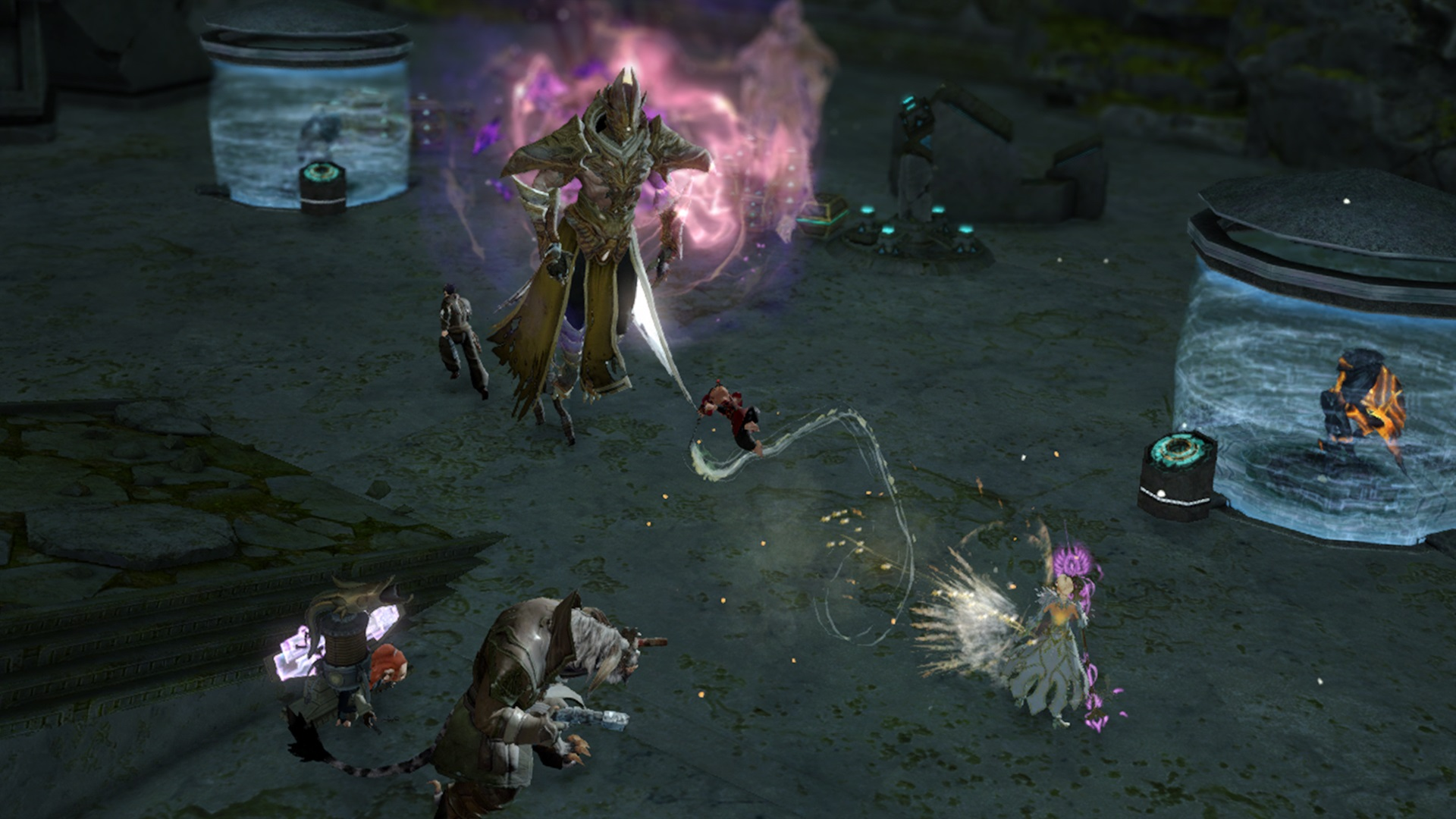 Guild Wars 2 – Game & Download – MMOPulse