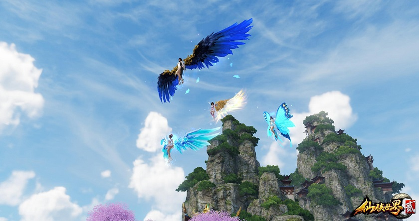 The-Mythical-Realm-2-Review-Flight