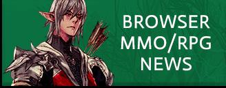 Browser MMO RPG News Banner