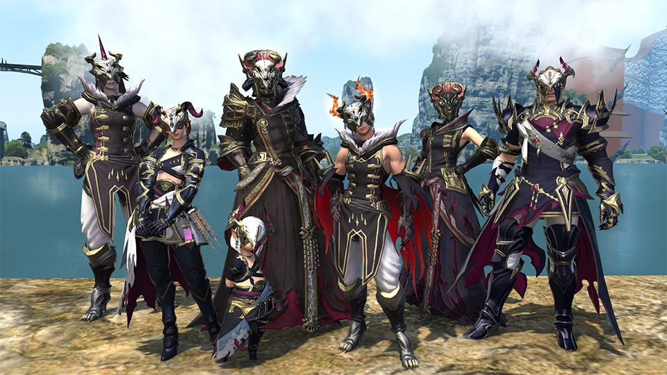 Final Fantasy XIV – Game & Download – MMOPulse
