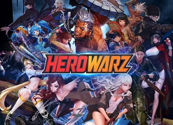 HeroWarz-Main
