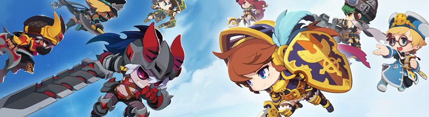 MapleStory-2-Closed-Beta-In-English