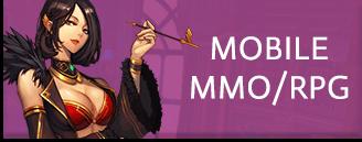 Mobile MMO RPG Banner