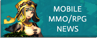 Mobile MMO RPG News Banner