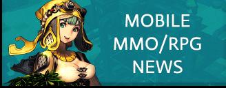 Mobile MMO RPG News Banner