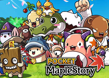 Pocket-MapleStory-Main