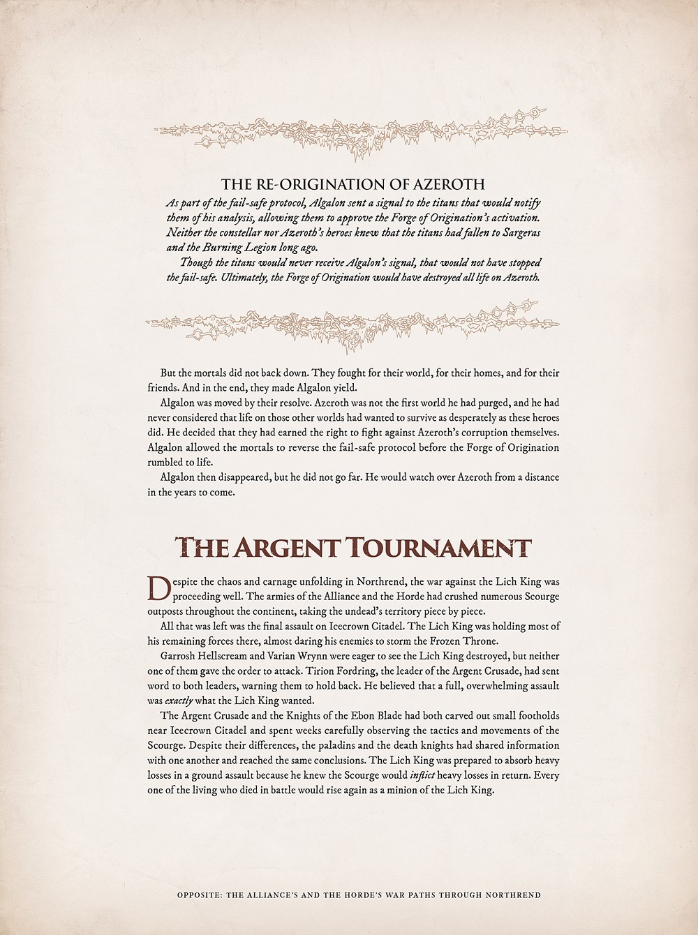 World-of-Warcraft-Chronicle-3-Page-1