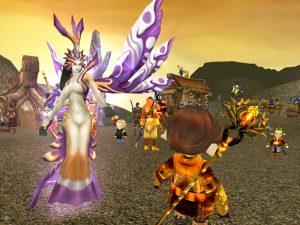 4Story-Screenshot-Fairy