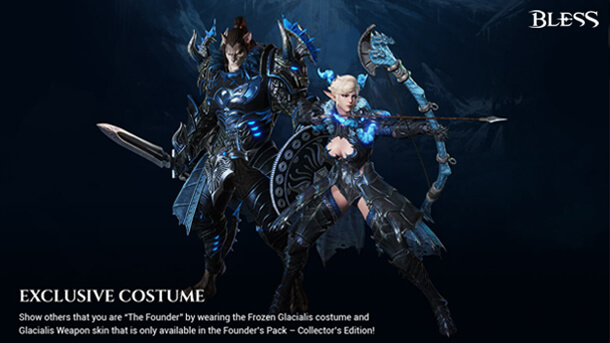 Bless-Online-Exclusive-Costume-Skin-Blue-Armor
