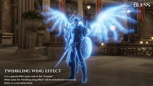 Bless-Online-Twinkling-Wing-Effect-Costume-Glow