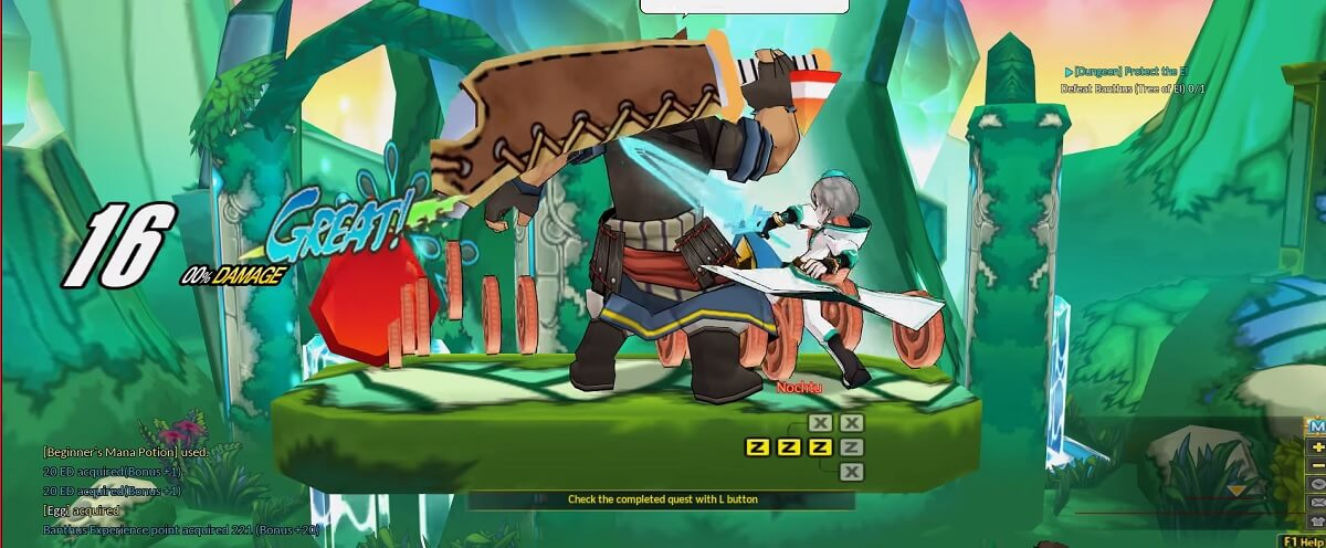 Elsword-Screenshot-Controls