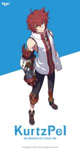 KurtzPel-Bringer-of-Chaos-by-KOG-Games-Character-Art-Red-Fist-Tall
