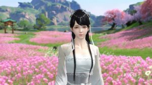 Moonlight-Blade-Mobile-Screenshot-Gameplay-Graphics-Girl