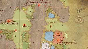 New-World-MMORPG-by-Amazon-Screenshot-In-Development-Stage-Map