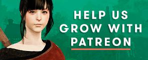 Patreon-Widget-Banner