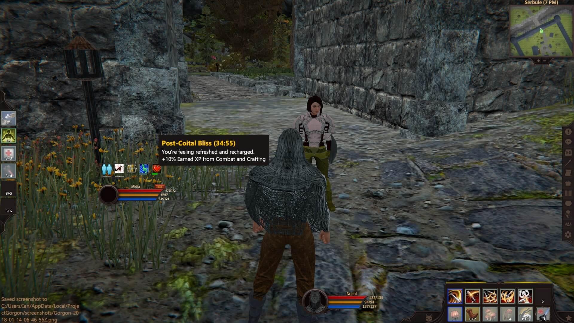 Project-Gorgon-Screenshot-Coital-Bliss