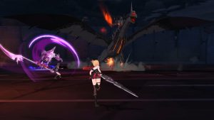 SoulWorker-Screenshot-Dragon-Black-Knight-Scythe