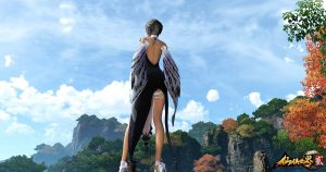 The-Mythical-Realm-仙侠世界2-Screenshot-Behind