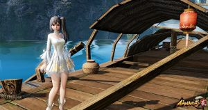The-Mythical-Realm-仙侠世界2-Screenshot-Character