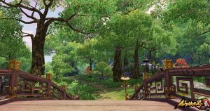 The-Mythical-Realm-仙侠世界2-Screenshot-Environment