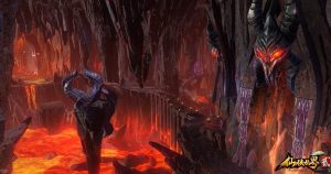 The-Mythical-Realm-仙侠世界2-Screenshot-Lava