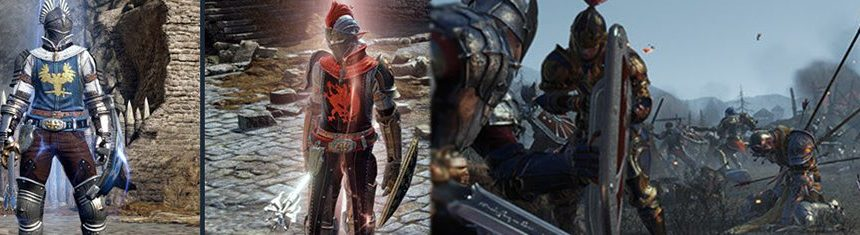 Bless-Online-Siege-of-Castra-70vs70-Castle-Instance-PvP-Battle-Details