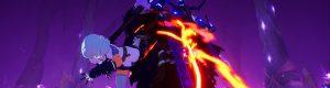 KurtzPel-Bringer-of-Chaos-Dungeon-Boss-Fight-Action-Combat-Archer-Wind-Gameplay