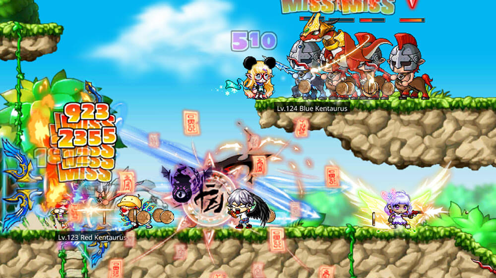 MapleStory M Screenshots