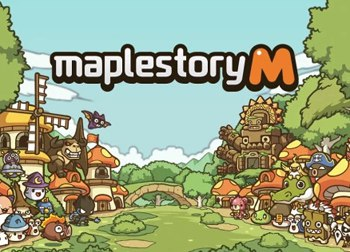 MapleStory-M-Main