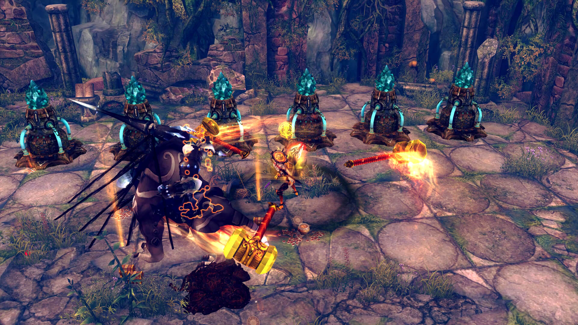 Warlords Awakening Screenshots