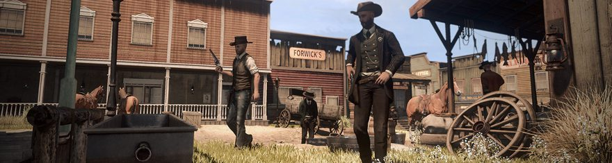 Wild West Online Free To Play