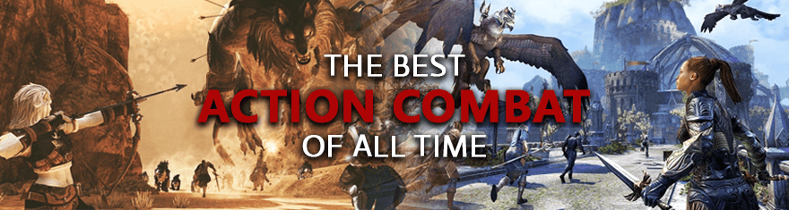 The Best Action Combat MMORPG Of The Decade As Of 2019 – MMORPG Top