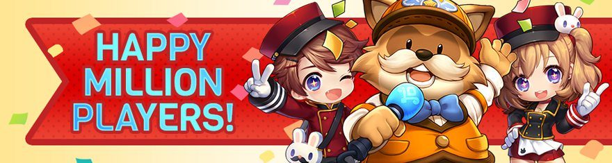 MapleStory-2-Million-Players-Celebratory-Events-With-EXP-Increase