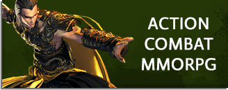 Action Combat MMORPG & MMO Games Banner