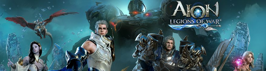 NCSoft Launches Aion: Legions of War Worldwide On iOS & Android Mobile Devices