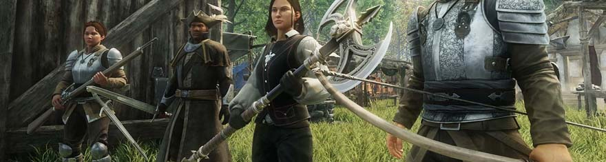 "Amazon's MMORPG 'New World' Shows Off ""100% Real-time Combat"""