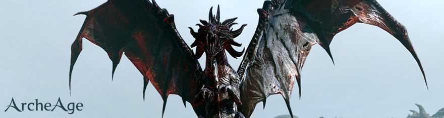 ArcheAge Releases The New Black Dragon World Boss And He Does Not Go Down Easy