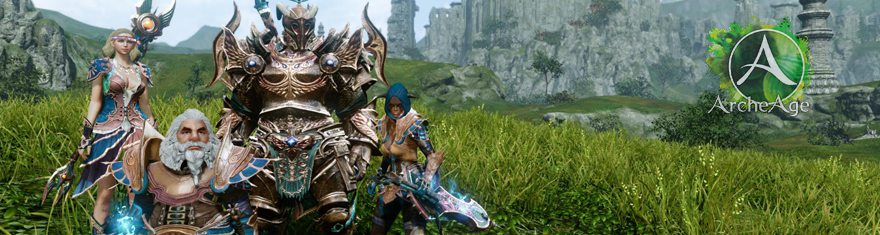 Explore The Eastern Hiram Mountains & Win Event Prizes For Live Servers In ArcheAge's Test Server