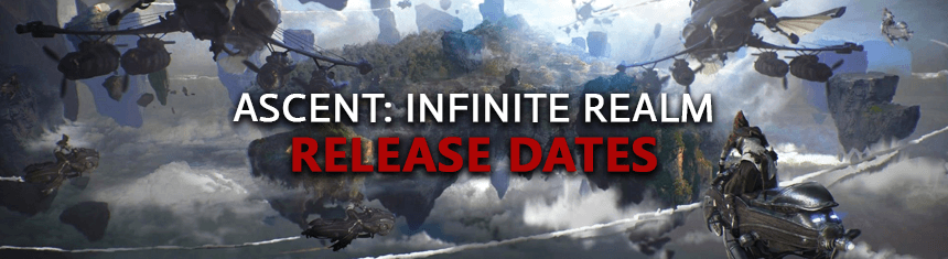 air ascent infinite realm release date