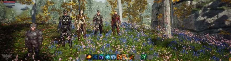 Ashes of Creation Answers Questions & Shows Alpha Gameplay In Latest Developer's Update