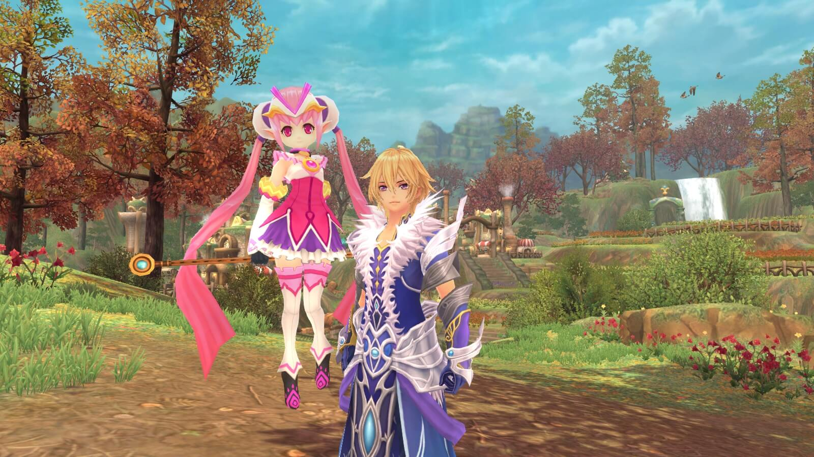 Aura Kingdom Screenshots
