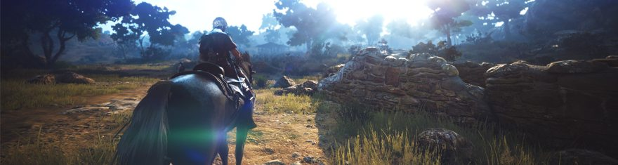 Black Desert Is Launching On PlayStation 4 On August 22nd